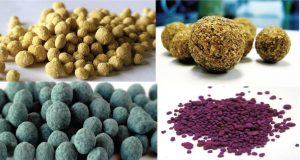 Agglomeration Displayed in Food Products - Osage Food Products
